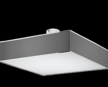 Deckenleuchte Flach Modern Wohnzimmer Deckenleuchte Flach Modern Grau Qube Stone Deckenleuchten Modernes Sofa Moderne Esstische Tapete Küche Bett Flachdach Fenster Wohnzimmer Bilder Led