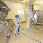 Küche Reiniger Reinigung Industriellen Kche Lizenzfreie Fotos Nobilia Einbauküche Ohne Kühlschrank Bad Sonoma Eiche Einbau Mülleimer Obi Elektrische Wohnzimmer Küche Boden