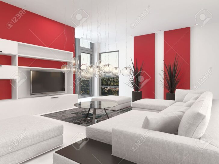Medium Size of Moderne Wohnzimmer 2020 Farben Tapeten 29559017 Innenraum Mit Weiem Dekor Und Fototapete Vorhänge Indirekte Beleuchtung Stehlampe Deckenlampen Hängeschrank Wohnzimmer Moderne Wohnzimmer 2020
