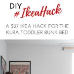 Kura Hack Wohnzimmer Kura Hack Bed House Ikea Storage Underneath Hacks Pinterest Bunk Drawers Montessori Floor Instructions Diy Toddler Muchmostdarling