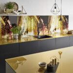Kchenrckwand Holz Laminat Im Bad In Der Küche Für Badezimmer Fürs Wohnzimmer Küchenrückwand Laminat