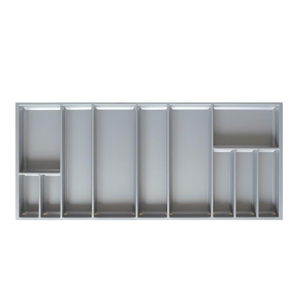 Full Size of Nobilia Besteckeinsatz 80 Trend 120 100 Holz Cm 60 Move Silbergrau Einbauküche Küche Wohnzimmer Nobilia Besteckeinsatz