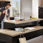 Nobilia Eckschrank Focus Minimalistisches Design Moderner Stil Küche Schlafzimmer Bad Einbauküche Wohnzimmer Nobilia Eckschrank