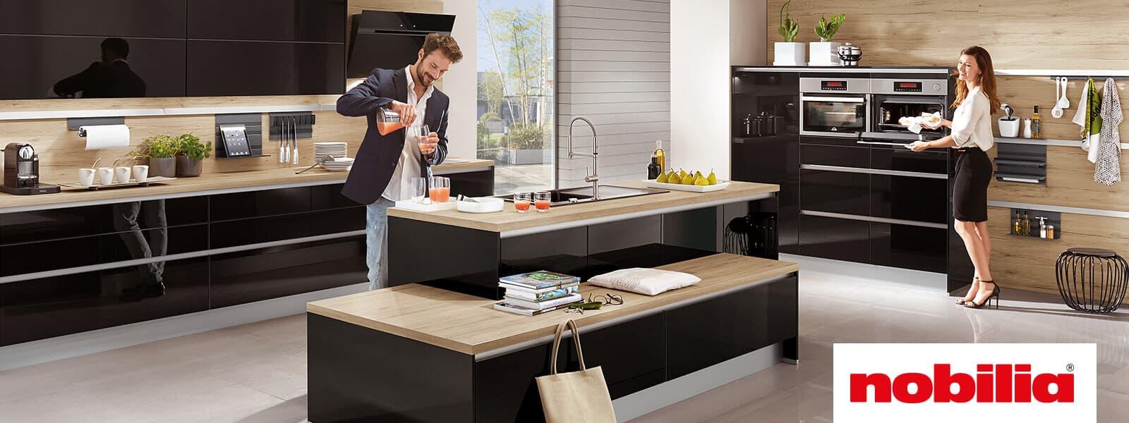 Full Size of Nobilia Eckschrank Focus Minimalistisches Design Moderner Stil Küche Schlafzimmer Bad Einbauküche Wohnzimmer Nobilia Eckschrank