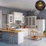 Weisse Landhausküche Wohnzimmer Weisse Landhausküche Provence Franzsische Landhauskche Moderne Weisses Bett Grau Gebraucht Weiß