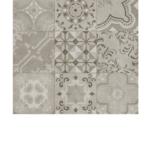Italienische Bodenfliesen Graue Wand In Zementfliesen Optik Mit Patchwork Bad Küche Wohnzimmer Italienische Bodenfliesen