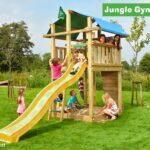 Jungle Fort Spielturm Garten Bauhaus Fenster Kinderspielturm Wohnzimmer Spielturm Bauhaus