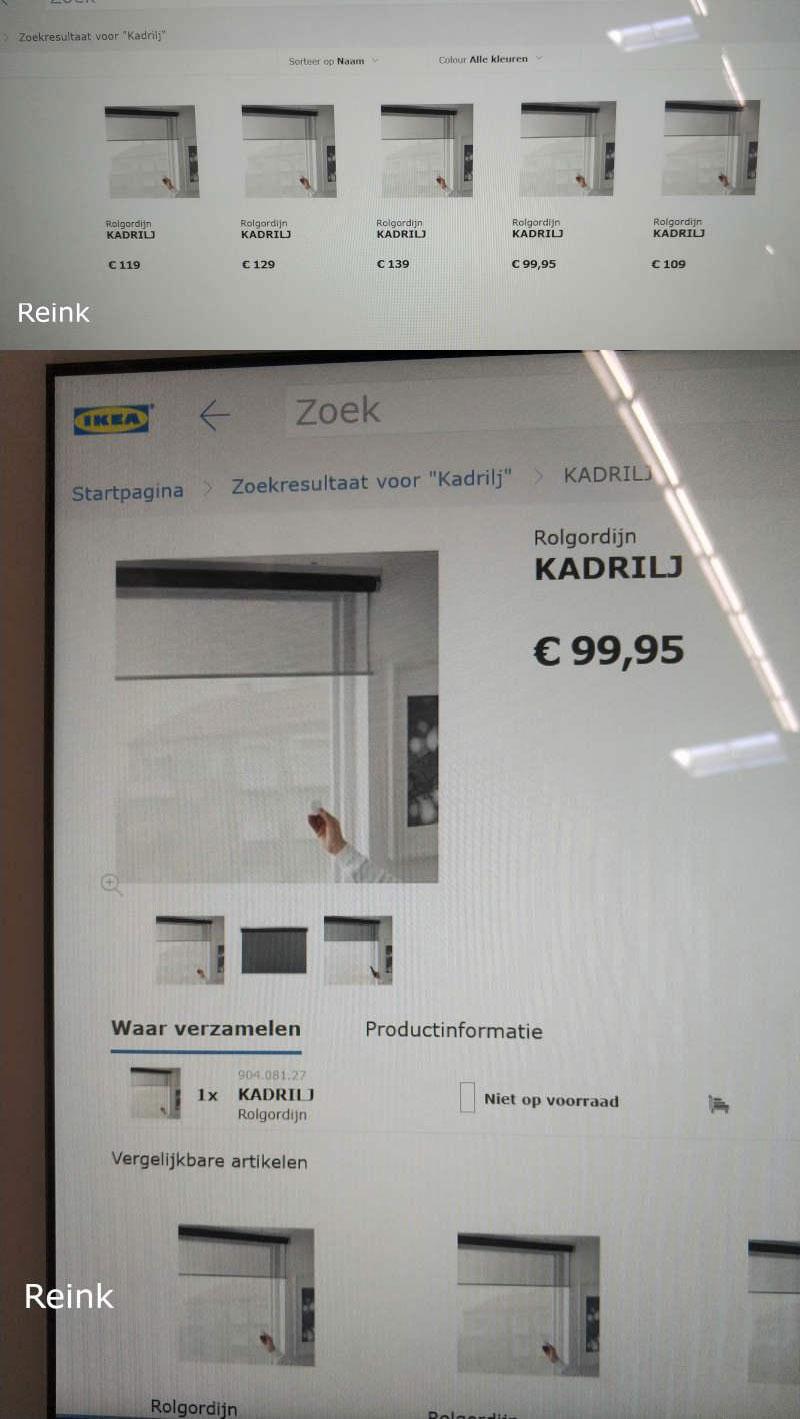 Full Size of Jalousien Ikea Homekit Rollos Offenbar Mit Preisen Zwischen 99 Euro Und 139 Modulküche Sofa Schlaffunktion Küche Kosten Fenster Innen Betten 160x200 Kaufen Wohnzimmer Jalousien Ikea