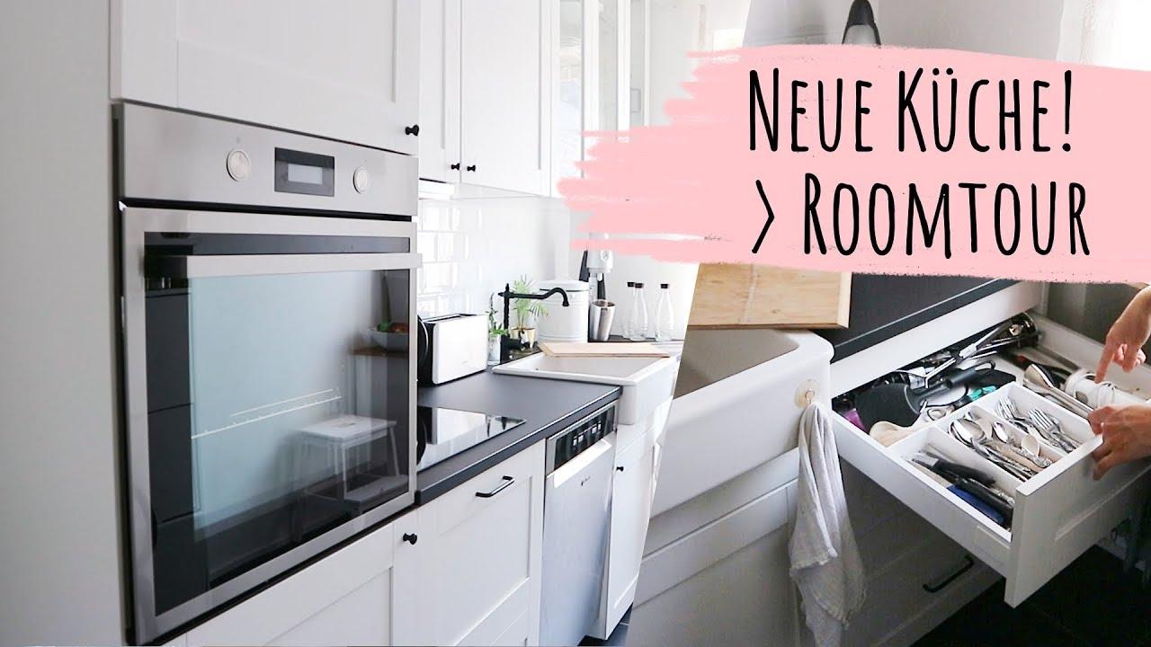 Full Size of Ikea Kche Ringhult Hellgrau In Schwarz Wei Roomtour Deutsch Betten Wohnzimmer Ringhult Hellgrau