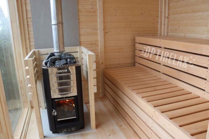 Medium Size of  Wohnzimmer Gartensauna Bausatz