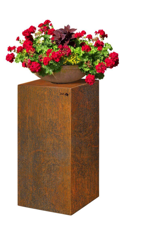 Medium Size of Holzlege Cortenstahl Auenpodest 365 Podest 80 Kaufen Cafiro Wohnzimmer Holzlege Cortenstahl