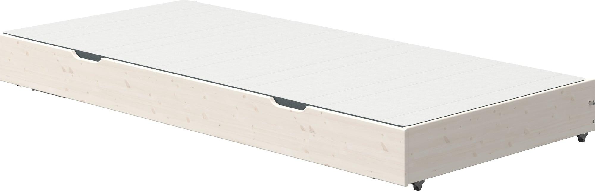Full Size of Ausziehbett 140x200 Flexa Classic Mit Ausklappbaren Beinen 190 Cm Weißes Bett Selber Bauen Bettkasten Günstige Betten Matratze Und Lattenrost Kaufen Paletten Wohnzimmer Ausziehbett 140x200