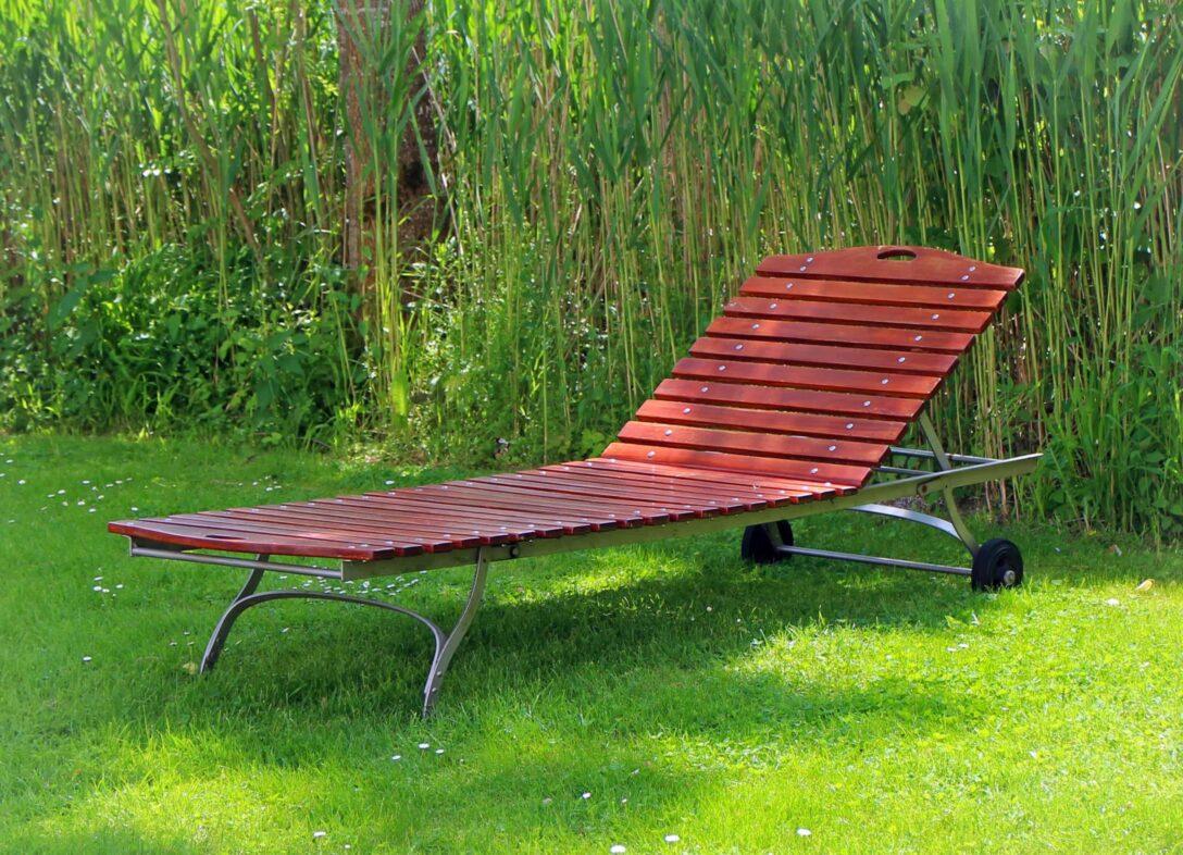 Large Size of Liegestuhl Wetterfest Gartenliege Test Empfehlungen 05 20 Gartenbook Garten Wohnzimmer Liegestuhl Wetterfest