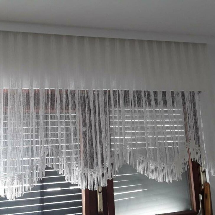 Medium Size of Vorhang Vorhänge Küche Wohnzimmer Vorhänge Schiene
