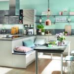 Essecke Kuche Klein Küche Einrichten Einlegeböden Sitzecke Kleiner Tisch Polsterbank L Mit E Geräten Gebrauchte Einbauküche Blende Mülltonne Rosa Weiße Wohnzimmer Sitzecke Kleine Küche