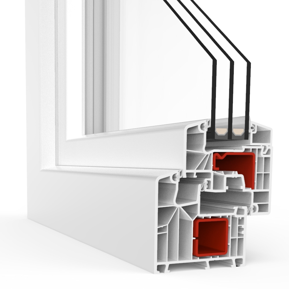 Full Size of Aluplast Fenster Testbericht Ideal 8000 Premium Profil System Mit 6 Kammern Sichtschutzfolie Landhaus Aco Einbruchsicherung Fliegennetz Zwangsbelüftung Wohnzimmer Aluplast Fenster Testbericht
