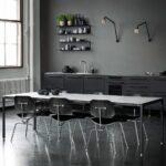 Vipp 972 Keramik Tisch 250x95cm Moderne Landhausküche Lampen Küche Landküche Günstig Mit Elektrogeräten Singleküche Kühlschrank Schneidemaschine Wohnzimmer Vipp Küche