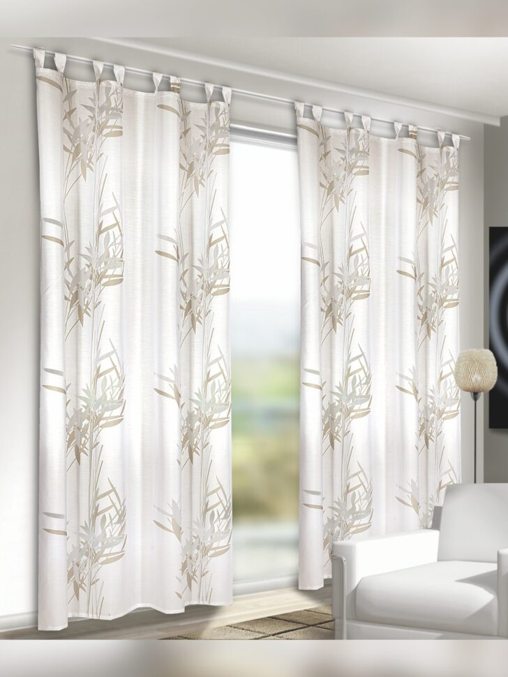 Medium Size of Schlaufengardinen Kurz Gardinen Vorhang Elegant Wei Kurzzeitmesser Küche Wohnzimmer Schlaufengardinen Kurz
