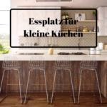 Küche Essplatz Industrial Alno Eckbank Kleine L Form Mischbatterie Gebrauchte Einbauküche Finanzieren Gardinen Für Die Wanddeko Outdoor Kaufen Mit Wohnzimmer Küche Essplatz
