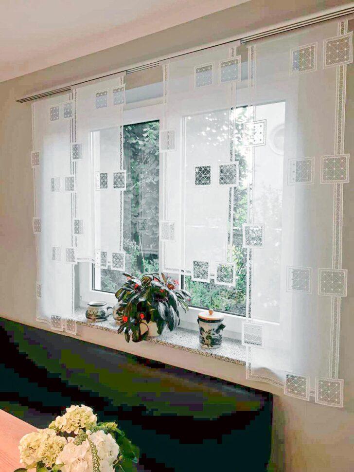 Medium Size of Moderne Scheibengardinen Aus Plauener Spitze Bestickt Online Kaufen Küche Modern Weiss Gardinen Für Die Holz Schlafzimmer Wohnzimmer Deckenleuchte Fenster Wohnzimmer Modern Gardinen