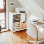 Praktische Ikea Hacks Fr Dein Home Office New Swedish Design Küche Aufbewahrung Kosten Modulküche Aufbewahrungssystem Betten Bei Miniküche 160x200 Wohnzimmer Ikea Hacks Aufbewahrung