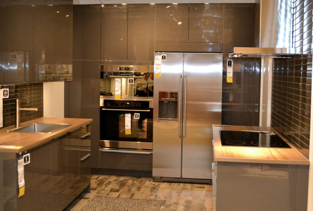 Large Size of Gloss Grey Ringhult Ikea Kitchen Cabinet Door For Sale Online Ebay Küche Kaufen Modulküche Betten 160x200 Kosten Sofa Mit Schlaffunktion Miniküche Bei Wohnzimmer Ringhult Ikea