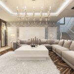 Großes Ecksofa Wohnzimmer Luxury Art Helles Wohnzimmer Mit Groen Ecksofa Und Großes Regal Sofa Bezug Garten Bild Bett Ottomane