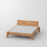 Bett Design Schlicht Holz Betten Massivholz Weiß 180x200 Sofa Mit Bettkasten 220 X 140x200 Holzhäuser Garten Fliesen Holzoptik Bad 160x220 Breit Bette Floor Wohnzimmer Bett Design Holz