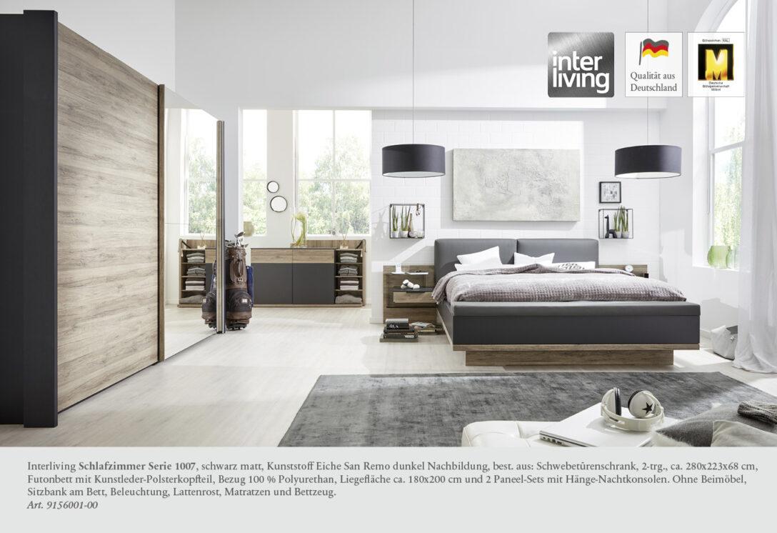 Large Size of Schlafzimmer Komplett Schwarz Hochglanz Schwarzeiche Weiss Luxus Set Mit Matratze Und Lattenrost Wandbilder Deckenleuchten Teppich Komplette Küche Kommoden Wohnzimmer Schlafzimmer Komplett Schwarz