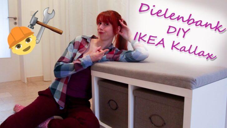 Medium Size of Ikea Hack Sitzbank Küche Dielenbank Diy Mit Helena Kallaregal Youtube Klapptisch Eckküche Elektrogeräten Alno Einbauküche Ohne Kühlschrank Bodenfliesen Wohnzimmer Ikea Hack Sitzbank Küche