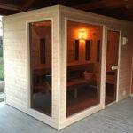 Außensauna Wandaufbau Wohnzimmer Außensauna Wandaufbau Saunen Fr Auen Sauna Zone