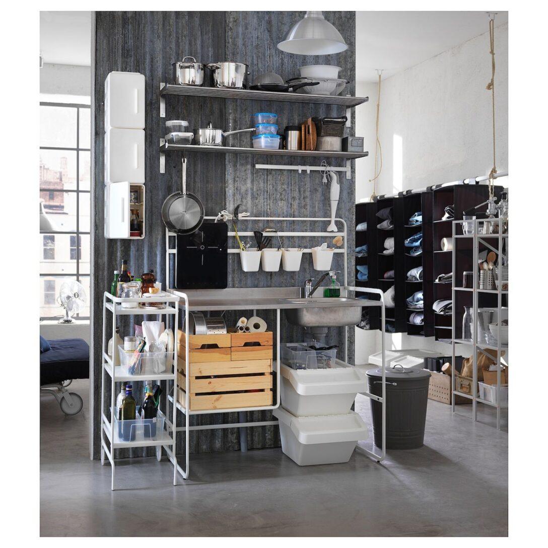 Large Size of Küche Ikea Kosten Sofa Mit Schlaffunktion Kaufen Modulküche Schrankküche Betten Bei 160x200 Miniküche Wohnzimmer Schrankküche Ikea Värde