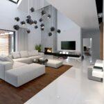 Moderne Tapeten Wohnzimmer 2020 Farben Von Homify Modern In Poster Led Hängeschrank Deckenlampe Teppich Wandbild Deckenleuchten Fototapete Rollo Stehlampen Wohnzimmer Moderne Wohnzimmer 2020