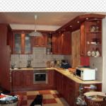 Holzküche Mit Holzboden Kche Classique Schrnke Holzfleck Küche Elektrogeräten Günstig Sofa Holzfüßen Bett 140x200 Stauraum Eckküche Wohnzimmer Holzküche Mit Holzboden