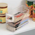 Küchen Aufbewahrungsbehälter Wohnzimmer Küchen Aufbewahrungsbehälter Interdesign Aufbewahrungsbehlter Fr Kche Küche Regal