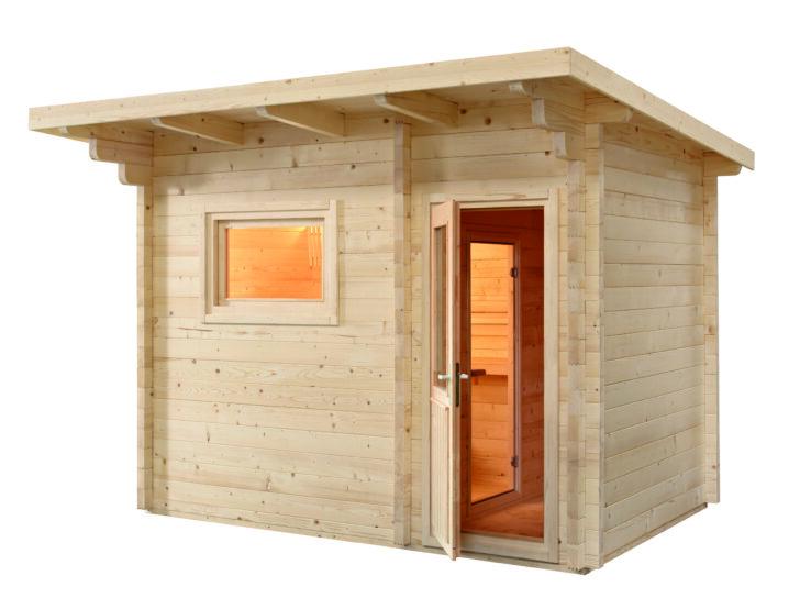 Medium Size of Harvia Sentiotec Massiv Holz Gartensauna Lava 3 Wohnzimmer Gartensauna Bausatz