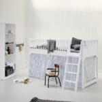 Halbhohes Hochbett Oliver Furniture Seaside 90200 Cm Kind Bett Wohnzimmer Halbhohes Hochbett
