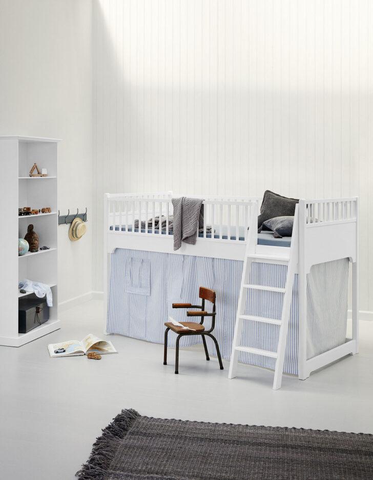 Medium Size of Halbhohes Hochbett Oliver Furniture Seaside 90200 Cm Kind Bett Wohnzimmer Halbhohes Hochbett
