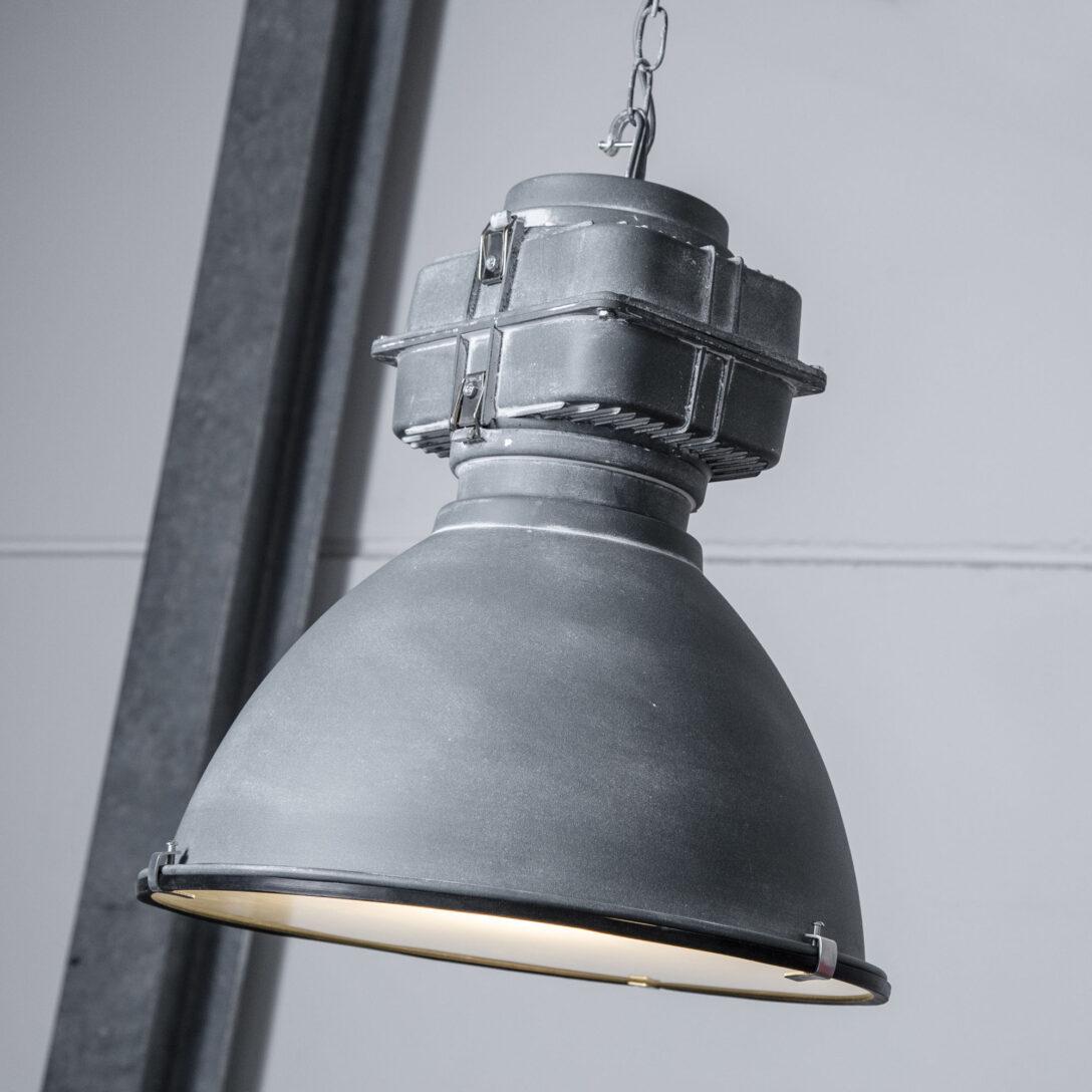Large Size of Design Pendelleuchte Im Loft Style Lackiert Küche Industrial Schlafzimmer Deckenlampe Bad Esstisch Deckenlampen Für Wohnzimmer Modern Wohnzimmer Deckenlampe Industrial