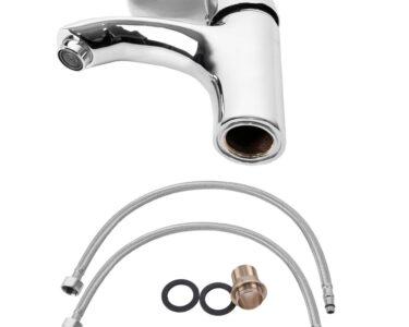 Wasserhahn Anschluss Wohnzimmer Vilstein Waschtischarmatur Armatur Wasserhahn Küche Wandanschluss Für Bad