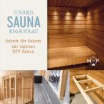 Außensauna Wandaufbau Finnische Sauna Im Eigenbau Der Handgemacht Wohnzimmer Außensauna Wandaufbau