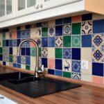 Fliesen Küche Marokkanische Fr Das Feriengefhl In Ihrer Kche Waschbecken Obi Einbauküche Stehhilfe Wasserhähne Landhausküche Pendeltür Musterküche Wohnzimmer Fliesen Küche