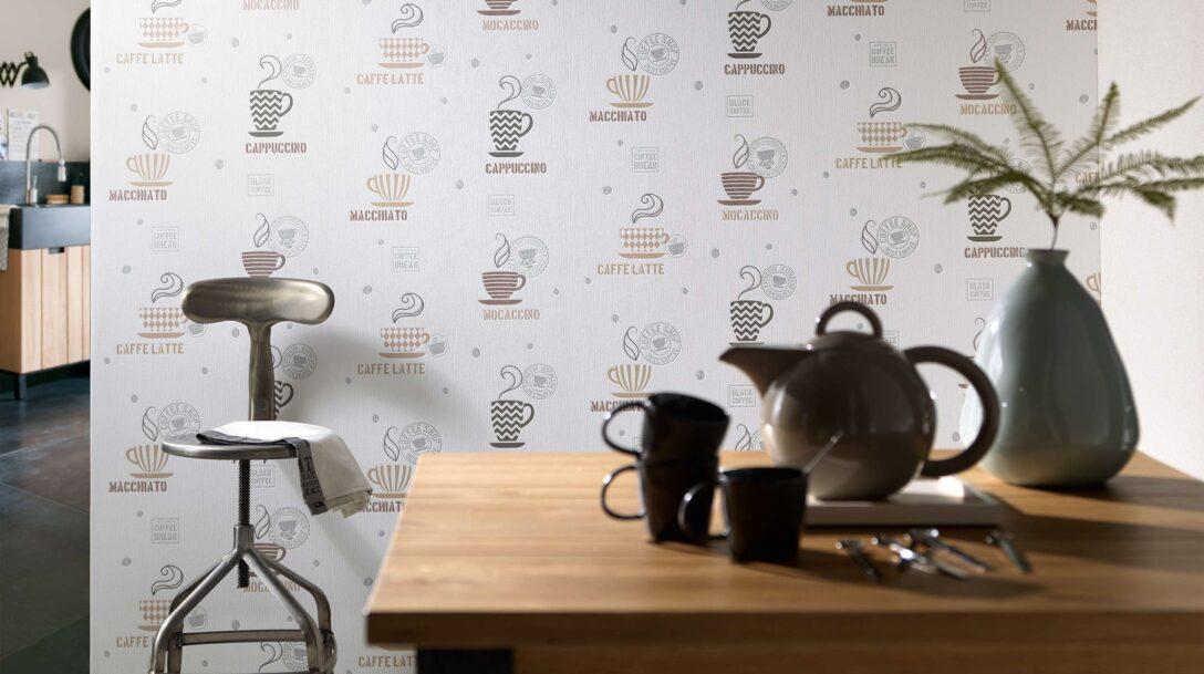 Large Size of Tapete Küche Kaffee La Maison Erismann Cie Gmbh Ausstellungsküche Led Deckenleuchte Deko Für Sprüche Die Aluminium Verbundplatte Komplettküche Büroküche Wohnzimmer Tapete Küche Kaffee