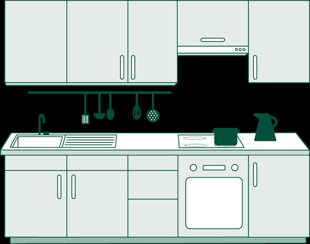 Large Size of Küche Gebraucht Kaufen Gebrauchte Kchen Traum Fr Alle Aroundhome Mit Elektrogeräten Regale Salamander Hängeschrank Höhe Pantryküche Billige Günstig Sofa Wohnzimmer Küche Gebraucht Kaufen