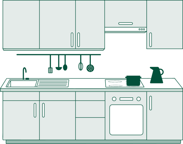 Medium Size of Küche Gebraucht Kaufen Gebrauchte Kchen Traum Fr Alle Aroundhome Mit Elektrogeräten Regale Salamander Hängeschrank Höhe Pantryküche Billige Günstig Sofa Wohnzimmer Küche Gebraucht Kaufen