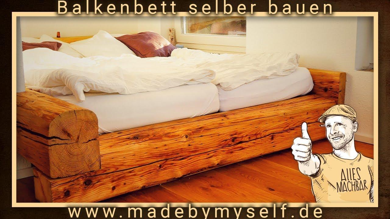 Full Size of Garten Bett Holz Selber Bauen Aus Machen Selbst Kopfteil Holzbett Betten Altem Altholz Hohes 200x220 Holzhaus 140x200 Mit Stauraum Ausziehbett Bettkasten Wohnzimmer Bett Aus Altholz Selber Bauen