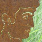 Gartenskulpturen Kaufen Schweiz Edelrost Bste David Metall Rostskulptur Metallfigur Garten Pool Guenstig Schweizer Hof Bad Füssing Günstig Betten Sofa Wohnzimmer Gartenskulpturen Kaufen Schweiz
