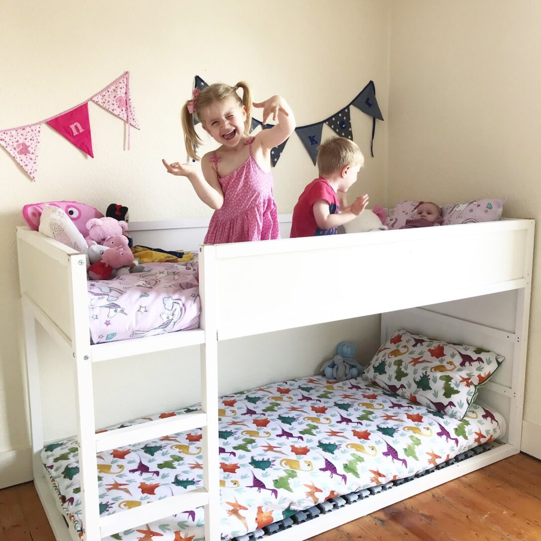 Large Size of Kura Hack Simple Ikea Bunk Bed The Perfect Beds For Under Wohnzimmer Kura Hack