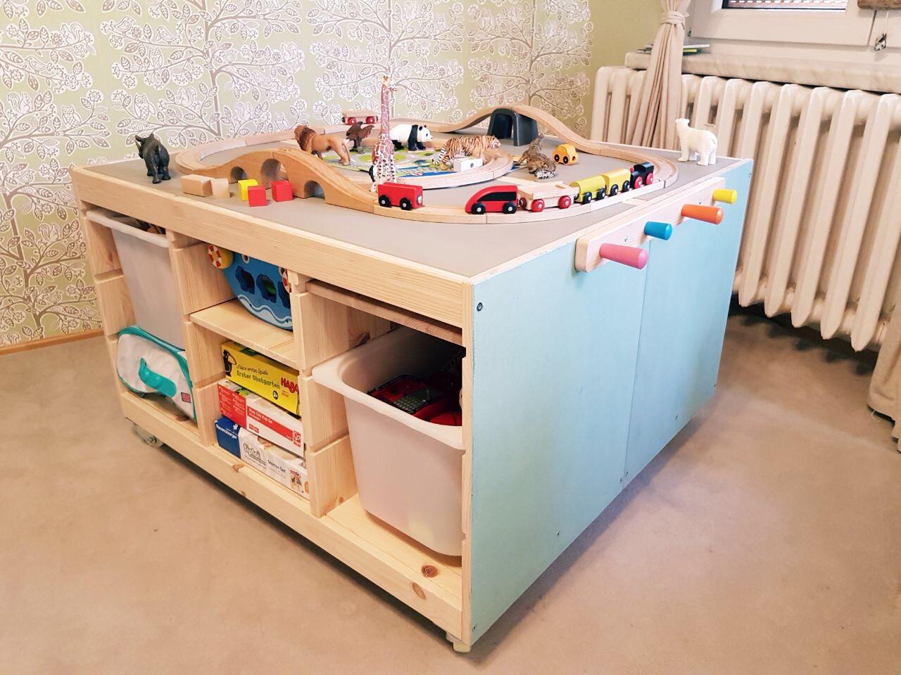 Full Size of Ikea Hacks Aufbewahrung Diy Spieltisch Hack Aufbruch Zum Umdenken Miniküche Modulküche Betten 160x200 Küche Kosten Aufbewahrungssystem Bett Mit Kaufen Wohnzimmer Ikea Hacks Aufbewahrung