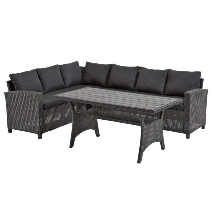 Medium Size of Eck Sofa Set Ullehuse Schwarz Wohnzimmer Garten Ecksofa Set Memphis